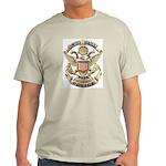 U.S. Park Police Ash Grey T-Shirt