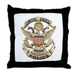 U.S. Park Police Throw Pillow