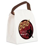 Innervintageevil666 copy.png Canvas Lunch Bag