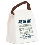 JOINTHE ARMY copy.png Canvas Lunch Bag
