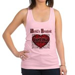 GreatestFracturedTemptation.png Racerback Tank Top