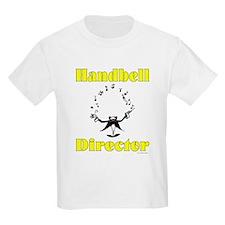 Handbell Director Kids T-Shirt