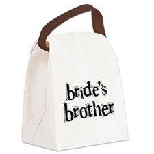 crazybridebrother.png Canvas Lunch Bag