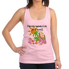 honeymoonhawaii.png Racerback Tank Top