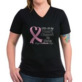 Heart Nana Breast Cancer Shirt