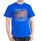 Back To Back World War Champs Tee-Shirt