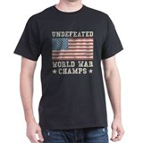 Back to back world war champs Men's T-Shirts
