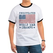 Undefeated World War Champs T