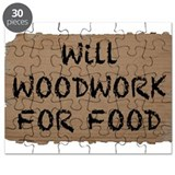 Will Woodwork For Food Puzzle