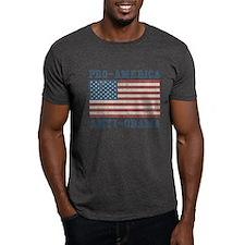 V. Pro-America Anti-Obama T-Shirt