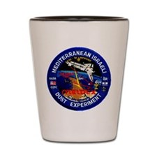 Columbia STS-107 Shot Glass