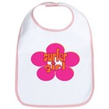 Surfer Girl Bib