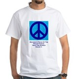 Become a piece of the peace puzzlle. Shirt