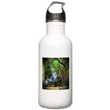Footbridge View Sports Water Bottle