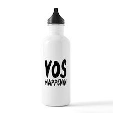 Vos Happenin Water Bottle