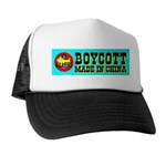 Boycott Made In China K9 Kill Trucker Hat