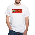 Boycott Made In China K9 Kill White T-Shirt