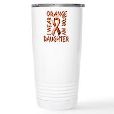 I Wear Orange for my Daughter.png Travel Mug