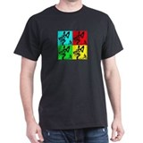 Male Pop Art T-Shirt