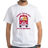 Fire Truck 3rd Birthday Boy Shirt