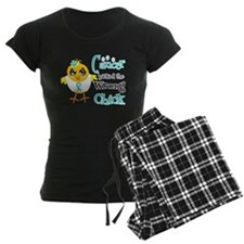 Cervical Cancer Picked The Wrong Chick Pajamas