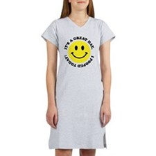 I Pooped Today! Women's Nightshirt