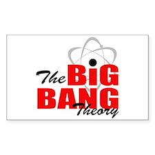 Big bang theory Decal