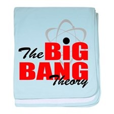 Big bang theory baby blanket