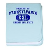 Property of Pennsylvania the Liberty Bell State ba