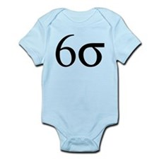 Six Sigma Infant Bodysuit