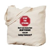 STOP the Stigma! Anyone can get Lung Cancer! (wt)