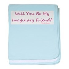 Imaginary Friend baby blanket