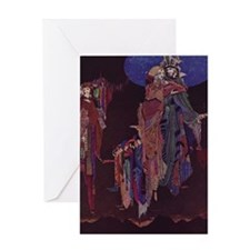 The Colloquy of Monos and Una by Harry Clarke Gree