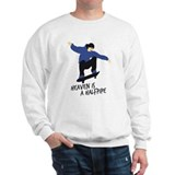 skateboard jump skater Sweatshirt