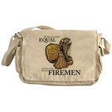 A Few Become Firemen Messenger Bag