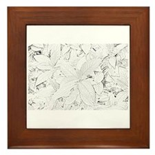 Plant Framed Tile