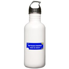 Northwest Weather Water Bottle