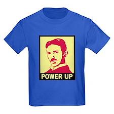 Nikola Tesla Power Up T