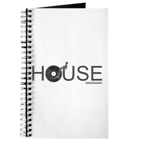House Vinyl Journal