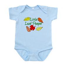 Little Leaf Peeper Infant Bodysuit
