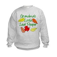 Grandmas Little Leaf Peeper Jumpers