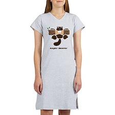 eager beaver Women's Nightshirt