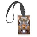 SZM mens prayer hal 2.JPG Large Luggage Tag