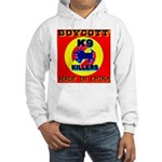 Boycott Made In China K9 Kill Hooded Sweatshirt