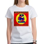 Boycott Made In China K9 Kill Women's T-Shirt