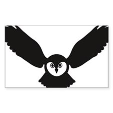 owl owlet night bird Decal