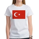 Turkish Flag 1 Tee