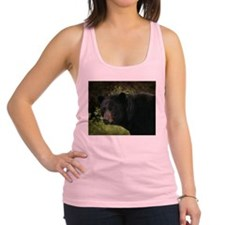 Black Bear Racerback Tank Top