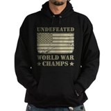 World War Champs Camo Hoody