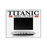 Titanic Ghost Ship (white) Picture Frame